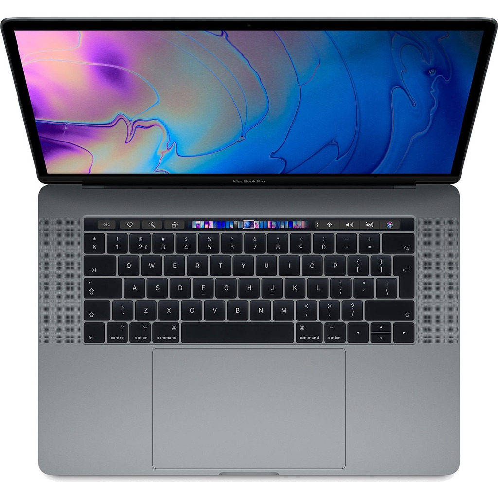 Apple Macbook Pro 15″ Touch Bar (2018) 32/512GB 2,9GHz 560X Space Gray AZERTY