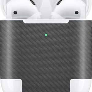 AirPods 2nd Generation skin carbon grijs - 3M WRAP