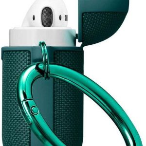 Spigen Urban Fit AirPods Case - Groen